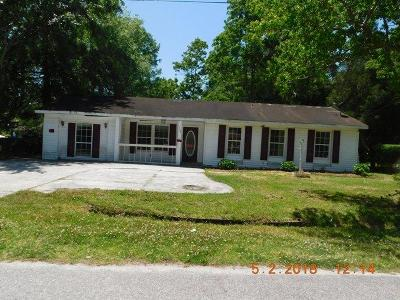 Single Family Home Contingent: 4437 Clovewood Street