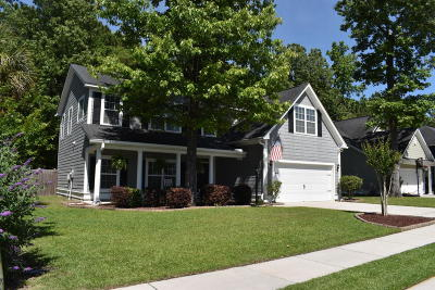 North Charleston Single Family Home Contingent: 8530 Sentry Circle