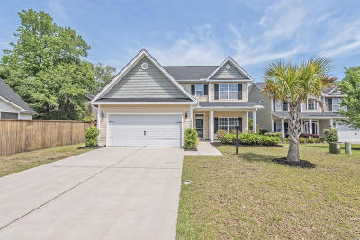 Johns Island Single Family Home Contingent: 3406 Hamlett Court