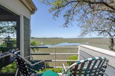 Seabrook Island SC Attached For Sale: $255,000