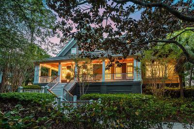 Kiawah Island Single Family Home For Sale: 711 Glossy Ibis Lane