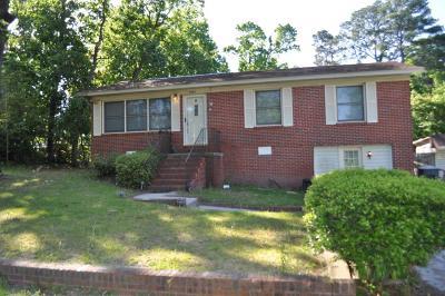 Single Family Home For Sale: 1117 Dickson Avenue