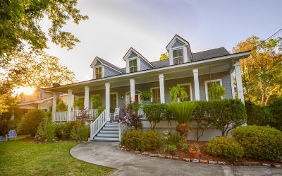 Single Family Home For Sale: 2054 Wappoo Hall Road