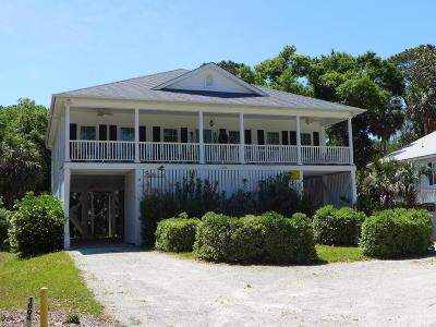Edisto Beach Single Family Home Contingent: 1604 Jungle Road