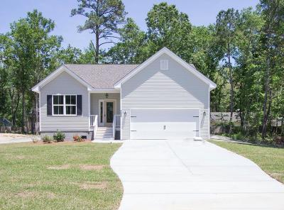 Johns Island SC Single Family Home Contingent: $274,999