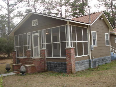 Ravenel Single Family Home Contingent: 7375 Hwy. 165