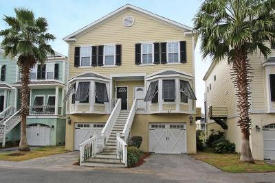 Charleston County Attached For Sale: 87 W 2nd Street