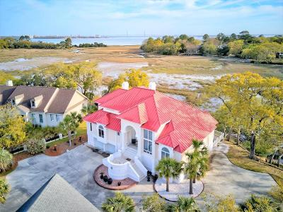 Stiles Point Plantation Single Family Home For Sale: 857 Whispering Marsh Drive