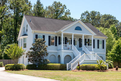 Stiles Point Plantation Single Family Home Contingent: 757 Whispering Marsh Drive