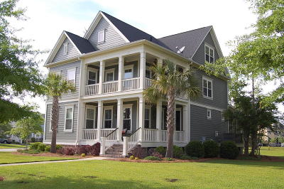 Mount Pleasant Single Family Home Contingent: 3019 Yachtsman Drive