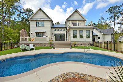 Ravenel Single Family Home For Sale: 4185 Duck Club Road