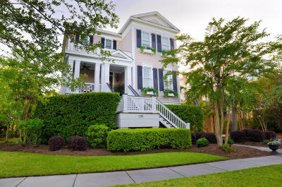 Daniel Island Single Family Home Contingent: 935 Cochran Street