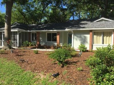 Single Family Home Contingent: 1253 Chicorie Way