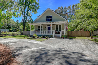 Johns Island Single Family Home Contingent: 3081 Murraywood Road