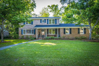 Cooper Estates Single Family Home For Sale: 1027 Cummings Circle