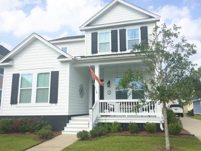Mount Pleasant Single Family Home For Sale: 3607 Shutesbury Street