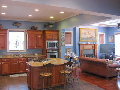Isle Of Palms Single Family Home For Sale: 5815 Back Bay Dr Drive