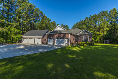 Summerville Single Family Home Contingent: 210 Moss Court