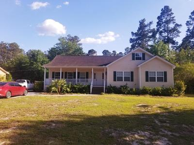 Walterboro Single Family Home For Sale: 73 Chamblee Road