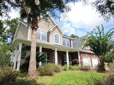 Summerville Single Family Home For Sale: 107 Bay Colony Court