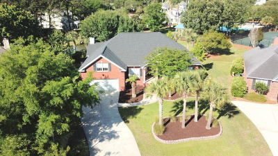 Mount Pleasant Single Family Home For Sale: 836 High Battery Circle