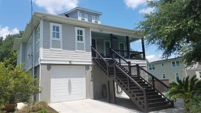 Single Family Home For Sale: 2068 Wappoo Hall Road
