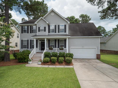 Mount Pleasant Single Family Home Contingent: 2388 Bergeron Way