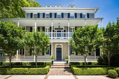 Charleston Single Family Home For Sale: 9 Orange Street