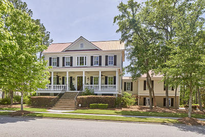 Charleston Single Family Home For Sale: 175 King George Street