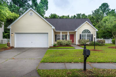 Johns Island Single Family Home For Sale: 2837 August Road