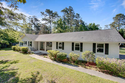 Summerville Single Family Home For Sale: 111 Jessen Street