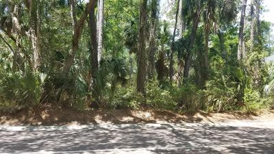 Charleston County Residential Lots & Land For Sale: 3011 Seabrook Island Road