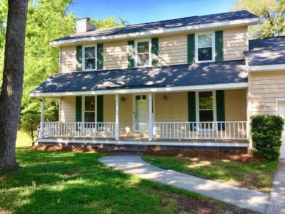 Mount Pleasant Single Family Home Contingent: 1132 Yorktown Court