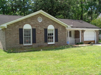 Charleston Single Family Home Contingent: 207 Pheasant Run Road