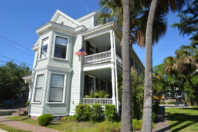 Charleston Attached For Sale: 58 Rutledge Avenue #A