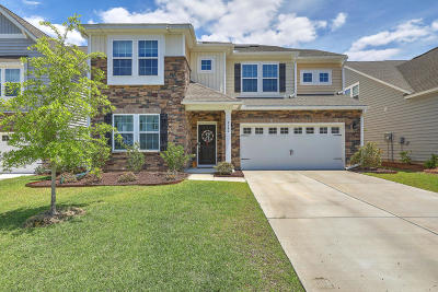 Ladson Single Family Home For Sale: 9740 Black Willow Lane