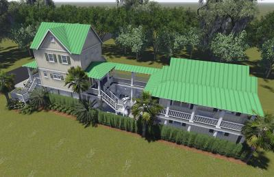 Single Family Home For Sale: 538 Lot 1 Towles Crossing Road