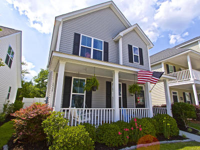 Johns Island Single Family Home For Sale: 1755 Bee Balm Road