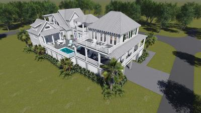 Single Family Home For Sale: 545 Lot 7 Towles Crossing Drive