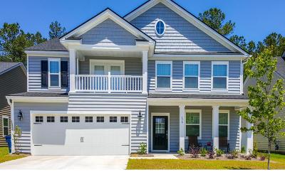 Moncks Corner Single Family Home For Sale: 178 Blackwater Way