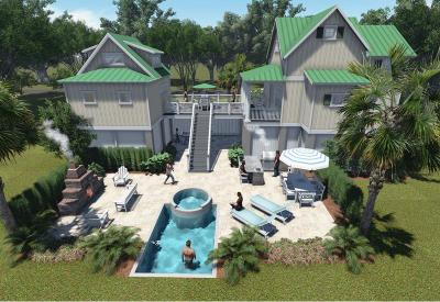Single Family Home For Sale: 549 Lot 8 Towles Crossing Rd