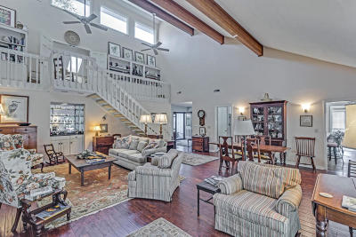 Isle Of Palms Single Family Home For Sale: 7 Hidden Green Lane