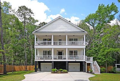 Mount Pleasant Single Family Home For Sale: 3640 Purple Martin Court