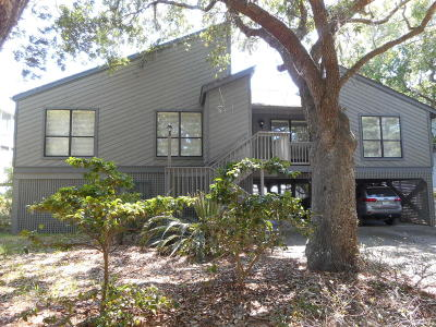 Edisto Beach Single Family Home Contingent: 8 Island Cove
