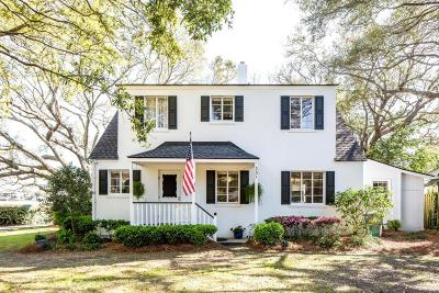 Mount Pleasant Single Family Home Contingent: 331 Bayview Drive