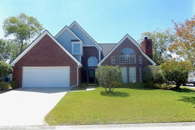 Single Family Home For Sale: 1201 Starling Road
