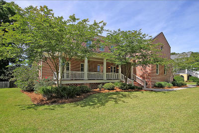 Mount Pleasant Single Family Home For Sale: 516 Chimney Bluff Drive