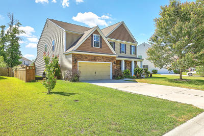 Summerville Single Family Home For Sale: 276 Pemberly Boulevard