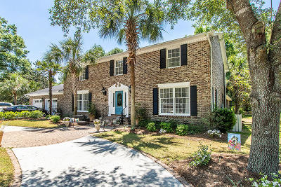 Mount Pleasant Single Family Home For Sale: 749 Dragoon Drive