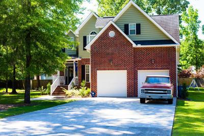 Moncks Corner Single Family Home For Sale: 1017 Retreat Avenue